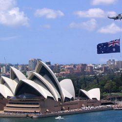 Tầng lớp thượng lưu trên thế giới ưu tiên nhập cư tại Úc