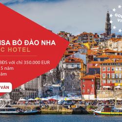 Panoramic Hotel - Dự án đột phá thứ 4 của Mercan theo chương trình Golden Visa Bồ Đào Nha