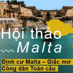 Đầu tư định cư Malta – Giấc mơ Hiện thực hóa Công dân Toàn cầu