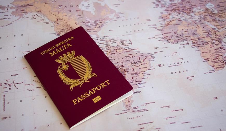 Định cư Malta với hộ chiếu đứng thứ 9 thế giới