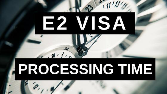CNW sẽ thảo luận về thời gian xử lý visa E2