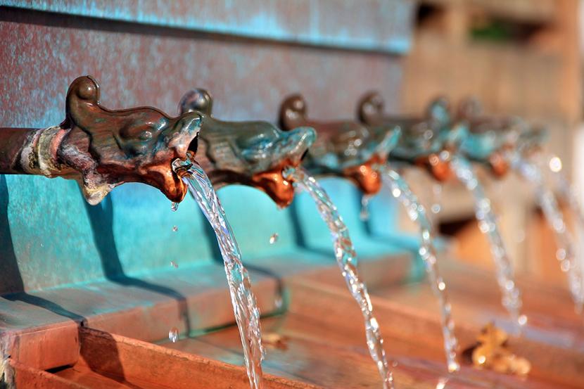 Hệ thống nước uống tinh khiết tại Malta miễn phí cho người dân sử dụng