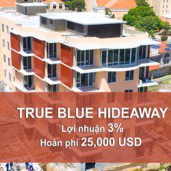 Đầu tư dự án căn hộ True Blue Hideaway: Nhận lợi nhuận và nhập quốc tịch Grenada nhanh chóng