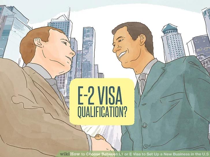 Đánh giá khả năng đạt visa E-2