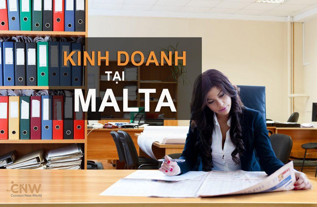 Kinh doanh tại Malta