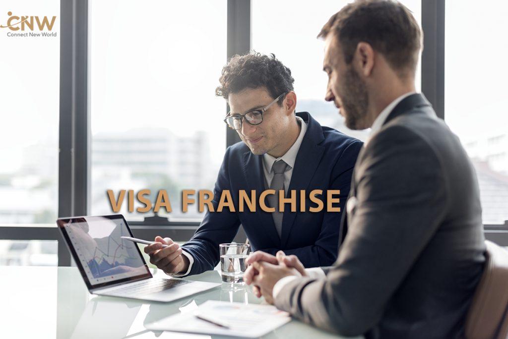 Visa Franchise là khái niệm để chỉ các mô hình nhượng quyền giúp định cư Mỹ thành công và phát triển kinh doanh hưởng lợi nhuận.