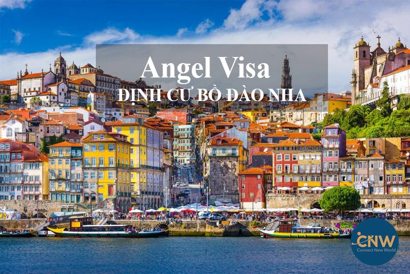 Angel Visa - Định cư Bồ Đào Nha