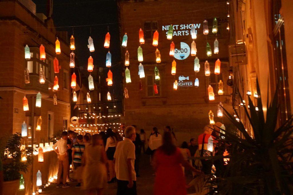 Lễ hội thắp nến Birgu tại Malta