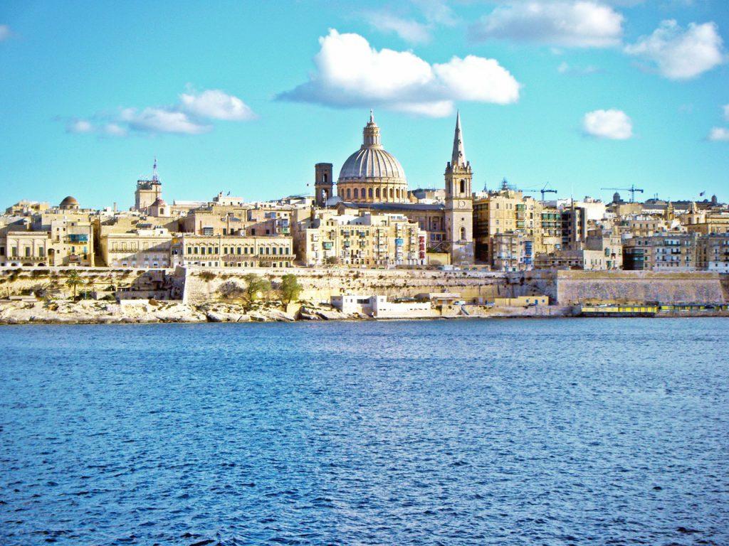 Thủ đô Valleta tuyệt đẹp với nền lịch sử 7.000 năm của đảo quốc Malta