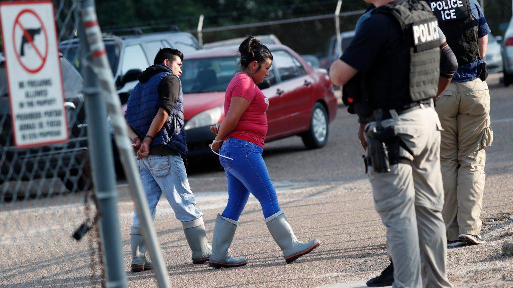 Cuộc Tấn công vào chủ lao động trái phép ở Mỹ