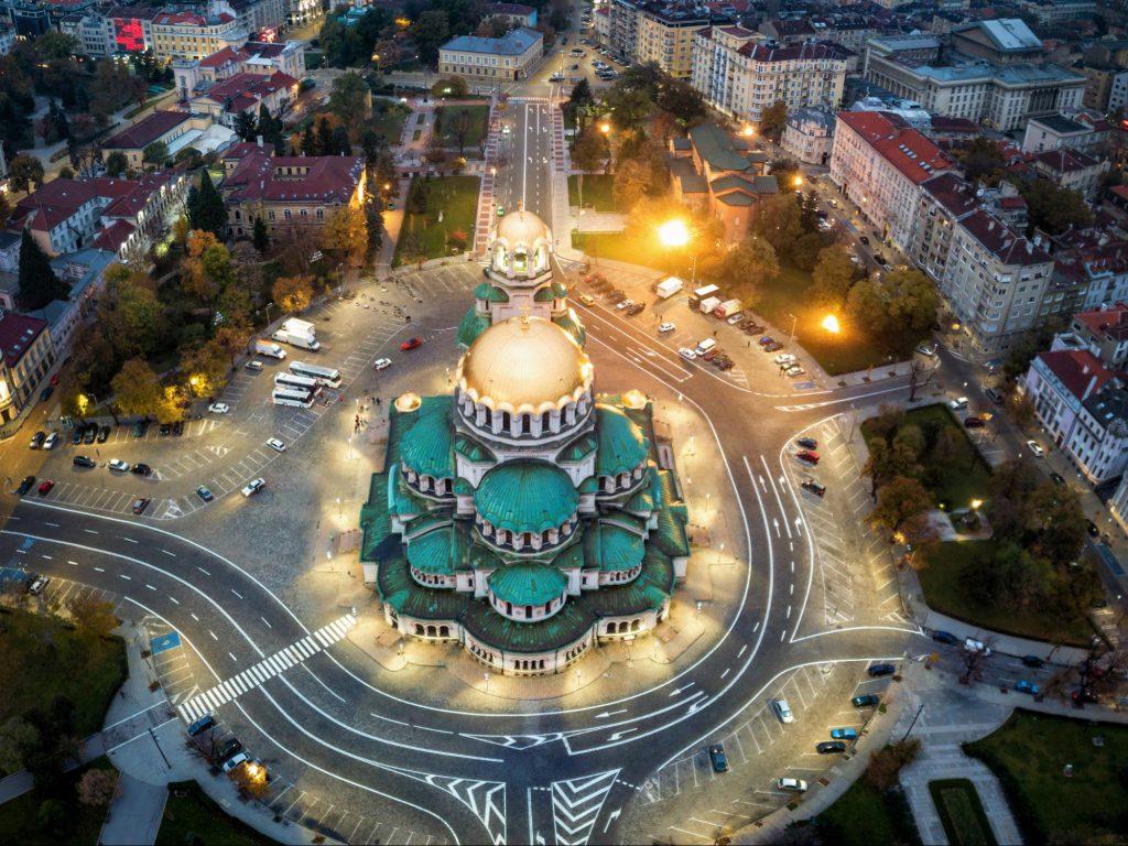 Định cư Châu Âu Bulgaria