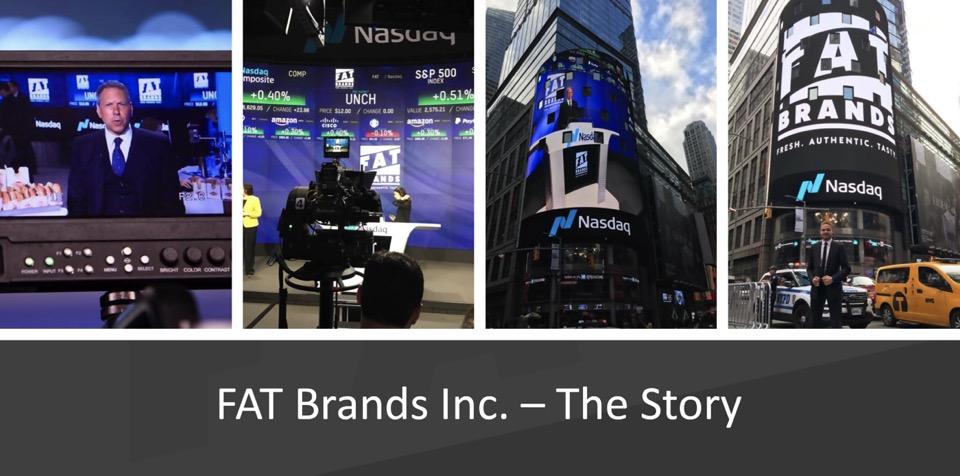 Visa EB1C Fat Brands là thương hiệu nhượng quyền lớn của Mỹ trong ngành ẩm thực