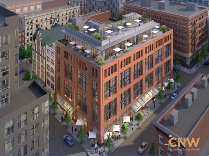 Dự án EB-5 khách sạn nhà hàng Fouquet Tribeca Manhattan