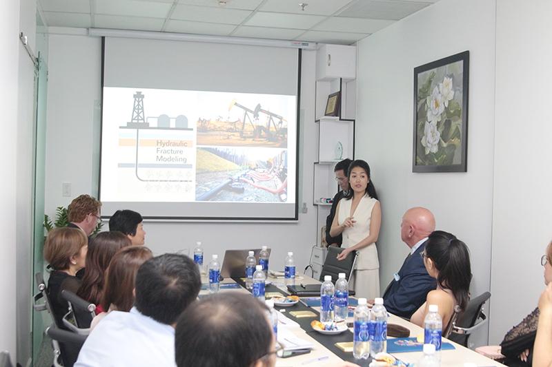 Dự án đầu tư ngành dầu đá phiến sinh lợi cao và giúp đến Mỹ nhanh cho các doanh nhân Việt
