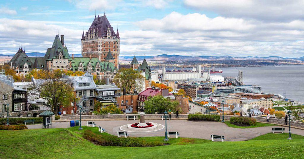 Định cư Quebec Canada