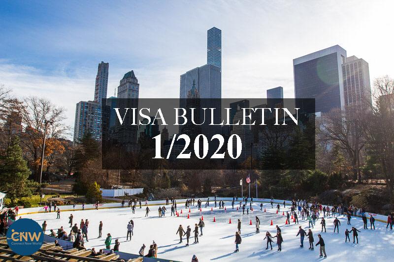 VISA BULLETIN 1.2020