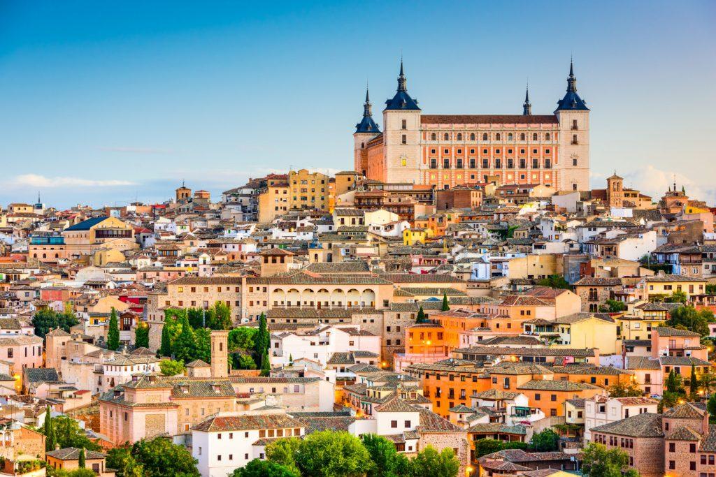 định cư Tây Ban Nha