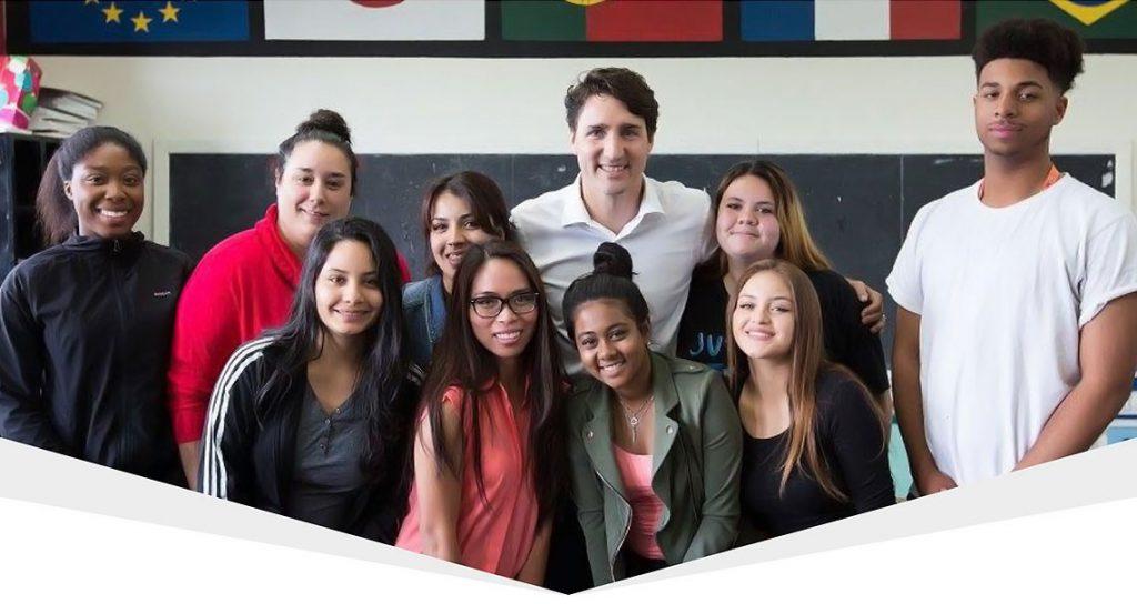 Express Entry là chương trình được chính phủ Canada đầu tư để thu hút nguồn nhân lực trẻ cho đất nước
