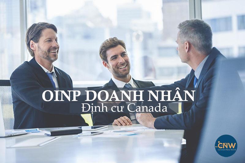 Định cư Canada diện đề cử tỉnh bang Ontario doanh nhân