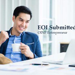OINP Doanh nhân: Cách nộp thư bày tỏ nguyện vọng EOI và cập nhật bảng điểm chương trình