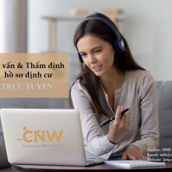 CNW tư vấn online chuyên sâu các chương trình đầu tư di trú và thẩm định hồ sơ miễn phí từ xa cho khách hàng