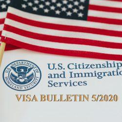 Bản tin thị thực Mỹ visa bulletin tháng 5/2020: nỗ lực của USCIS giữa tâm đại dịch COVID-19