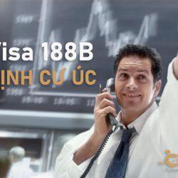 Visa 188 định cư Úc