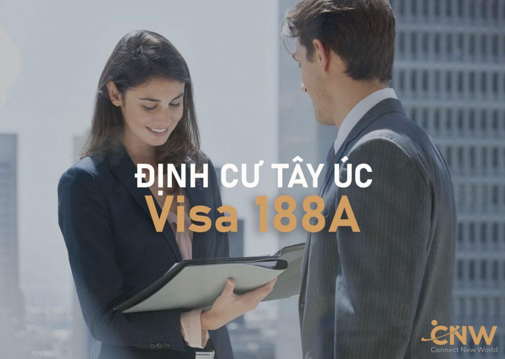 Định cư Tây Úc với visa 188A