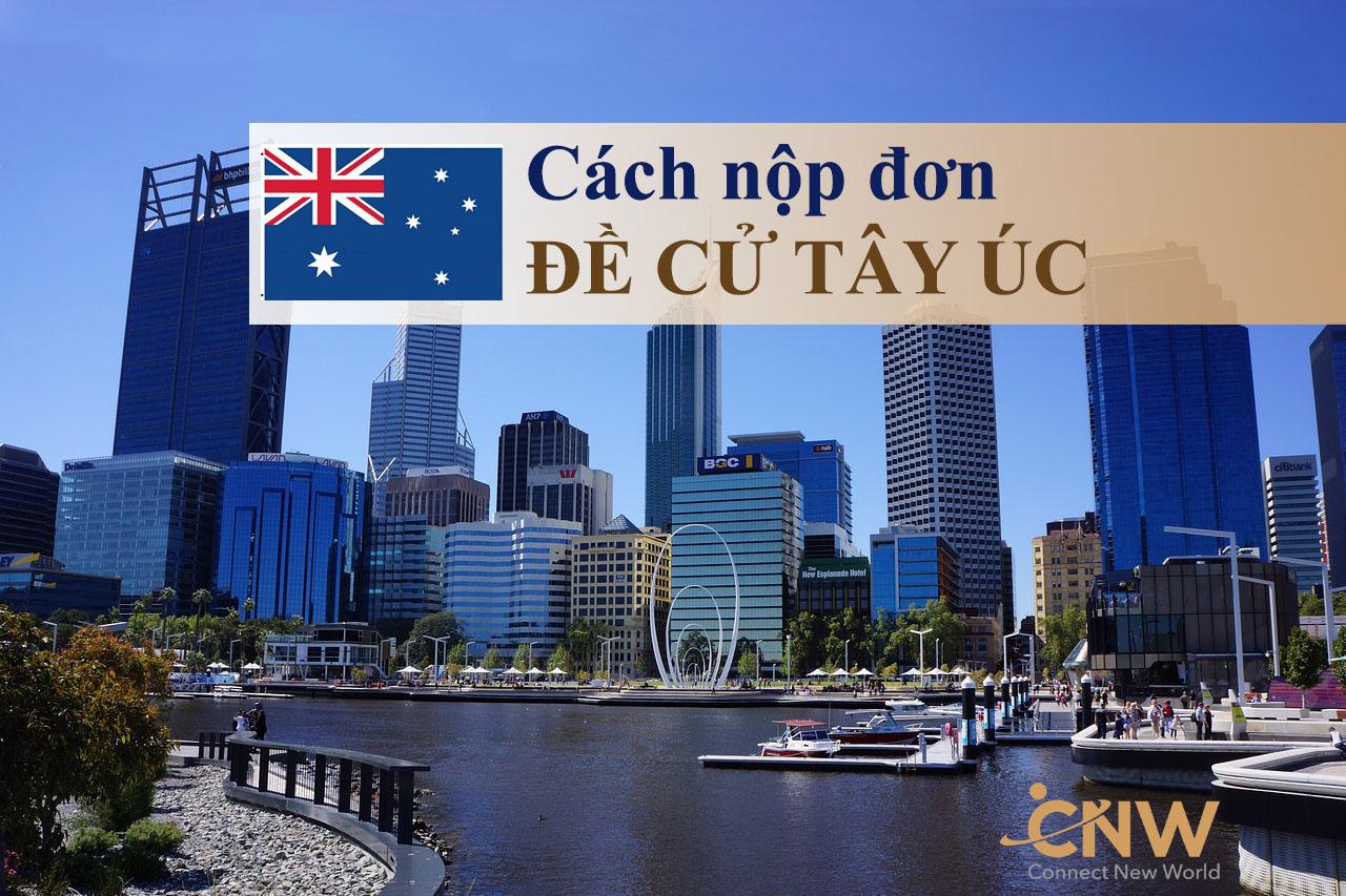 Định cư Úc các chương trình kinh doanh, đầu tư cần có đề cử của tiểu bang