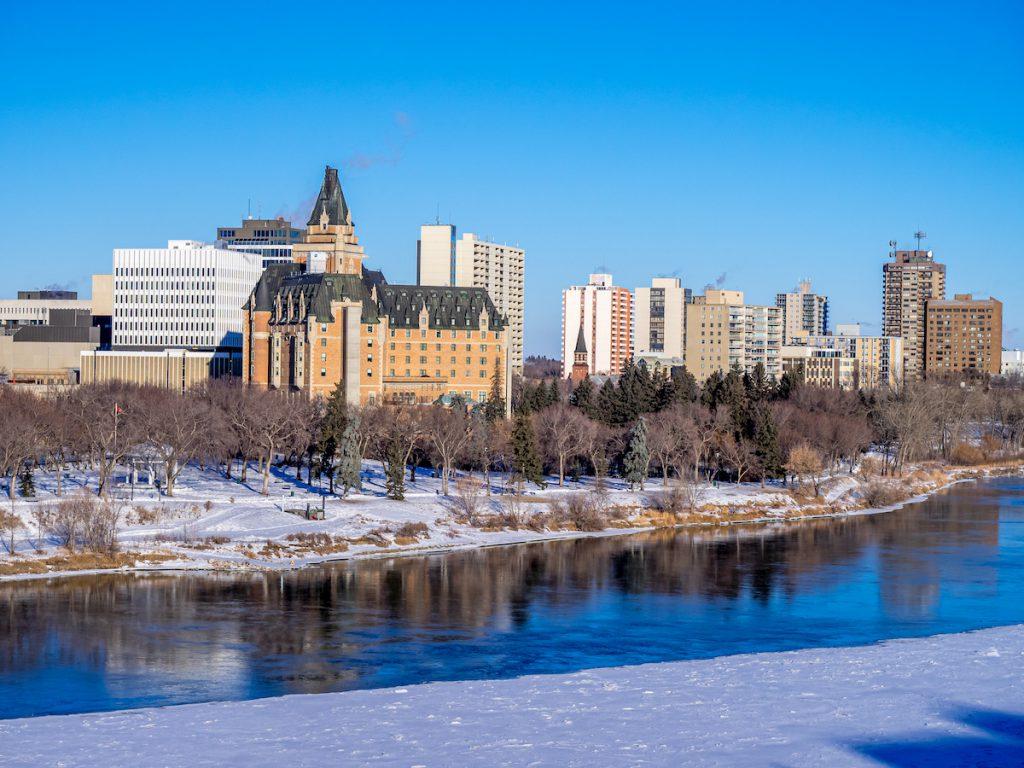 Định cư Canada Saskatchewan