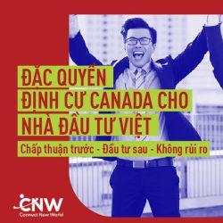 [Tọa đàm] CHƯƠNG TRÌNH ICT & T50 CPTPP: ĐẶC QUYỀN ĐỊNH CƯ CANADA CHO DOANH NHÂN VIỆT