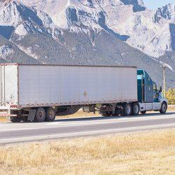 Việc làm định cư Canada 2021: Tài xế xe tải