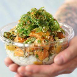 Kinh doanh thành công tại Mỹ: Liên doanh nhà hàng sushi bình dân Sweetfin Poké