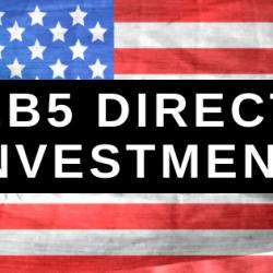 EB5 Trực tiếp: Con đường mới và nhanh hơn đến Thẻ xanh